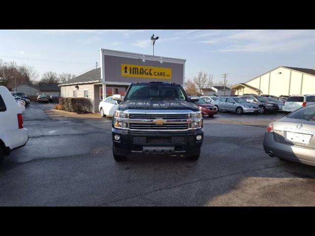 2015 Chevrolet Silverado 2500HD LT Crew Cab Long Box 4WD