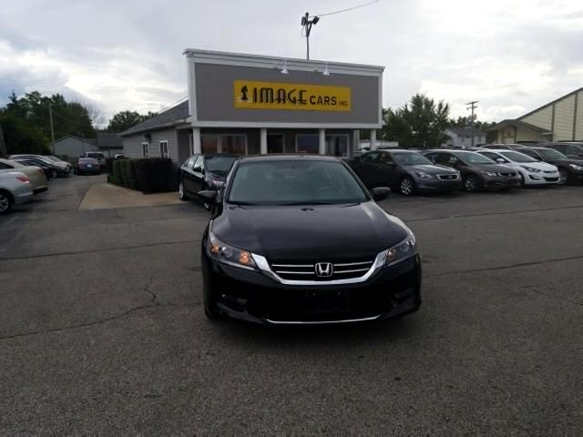 2015 Honda Accord EX Sedan AT