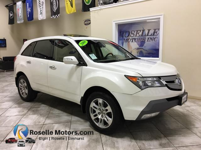 2008 Acura MDX SH-AWD 6-Spd AT w/Tech and Entertainment Package