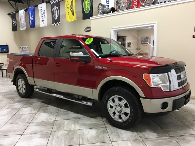 2009 Ford F-150 Lariat SuperCrew Short Bed 4WD