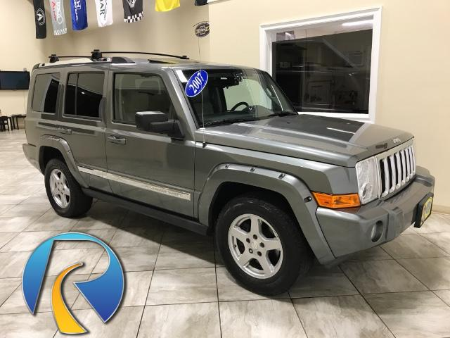 2007 Jeep Commander Limited 4WD