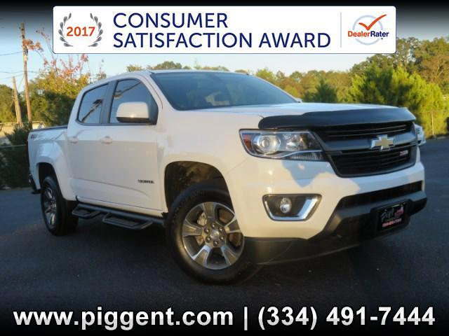 2016 Chevrolet Colorado CREW CAB Z71 4X4