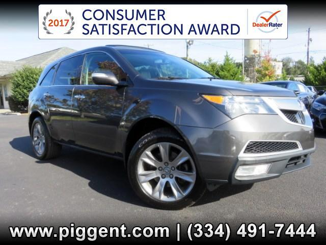 2011 Acura MDX ADVANCE PACKAGE AWD