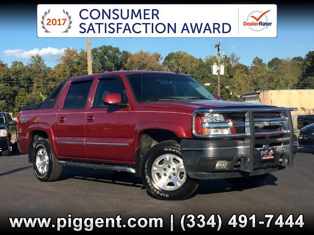 2006 Chevrolet Avalanche CREW CAB Z71 4WD