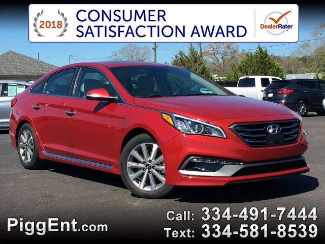 2017 Hyundai Sonata LIMITED ULTIMATE