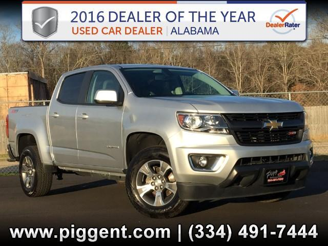 2015 Chevrolet Colorado Z71 CREW CAB 2WD