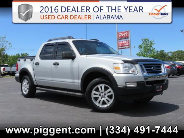 2010 Ford Explorer Sport Trac XLT 2WD