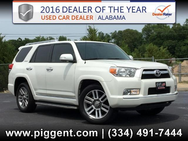 2012 Toyota 4Runner LIMITED 2WD