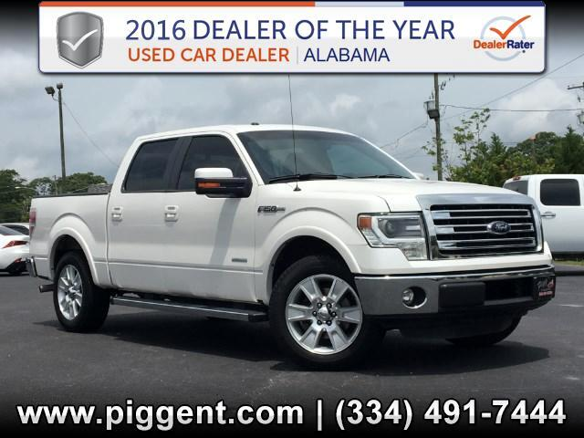 2013 Ford F-150 LARIAT SUPERCREW 2WD