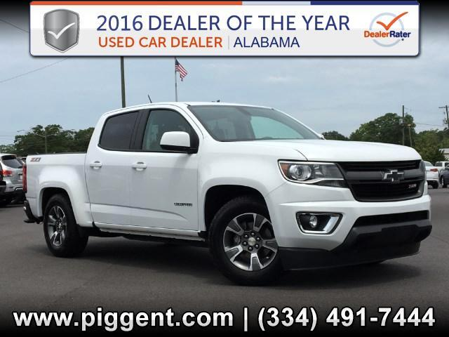 2016 Chevrolet Colorado CREW CAB Z71 2WD
