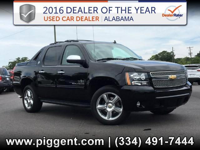 2013 Chevrolet Avalanche LT BLACK DIAMOND 2WD