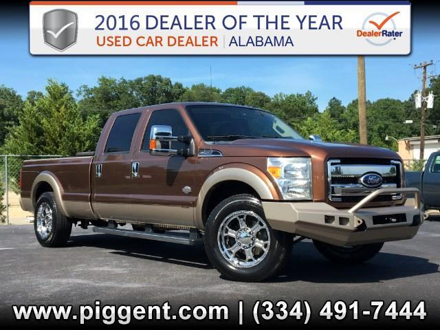 2011 Ford F-250 SD SD KING RANCH CREW CAB 2WD