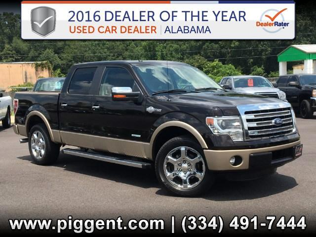 2014 Ford F-150 KING RANCH SUPERCREW 2WD