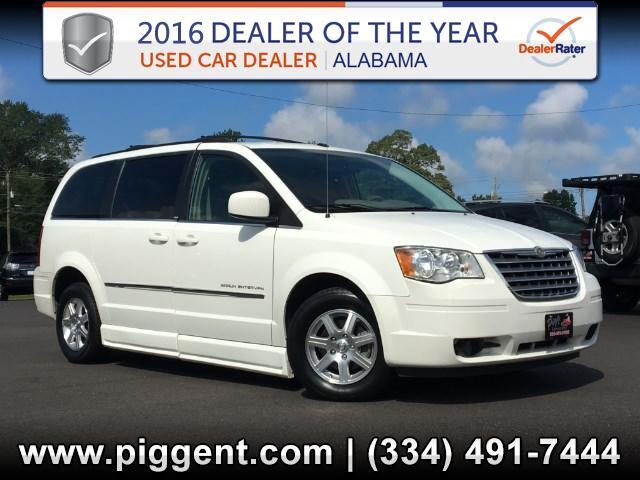 2009 Chrysler Town & Country TOURING LWB HANDICAP ACCESS