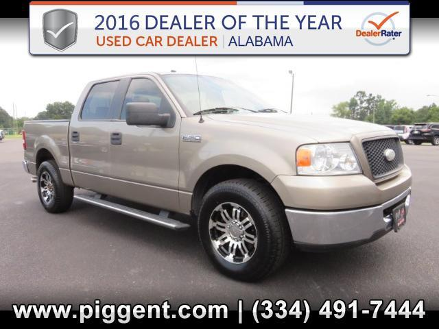 2006 Ford F-150 SUPERCREW XLT 2WD