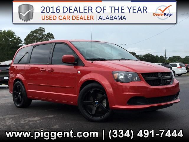 2014 Dodge Grand Caravan SE ANNIVERSARY