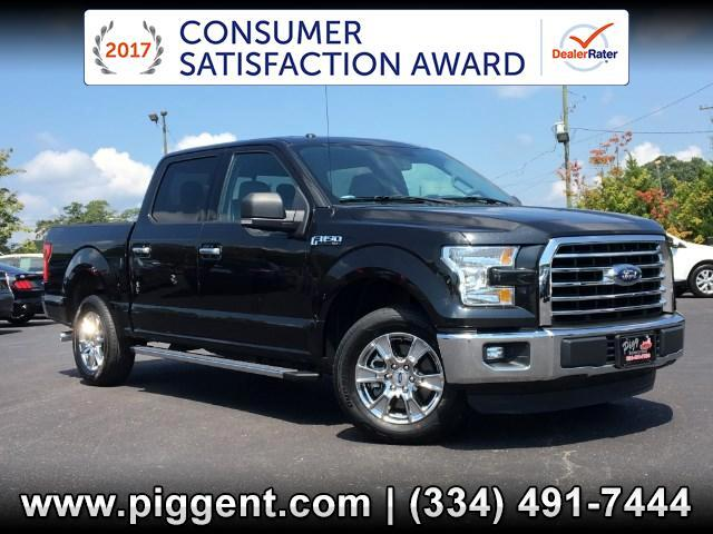 2015 Ford F-150 SUPERCREW XLT 2WD