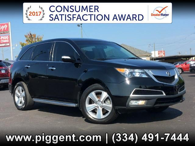 2012 Acura MDX W/ TECH RES AWD