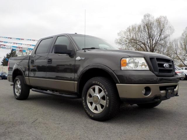 2006 Ford F-150 King Ranch Pickup 4D 6 1/2 ft