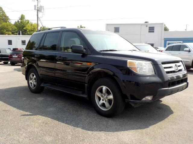 2006 Honda Pilot EX 4WD w/ Leather and DVD