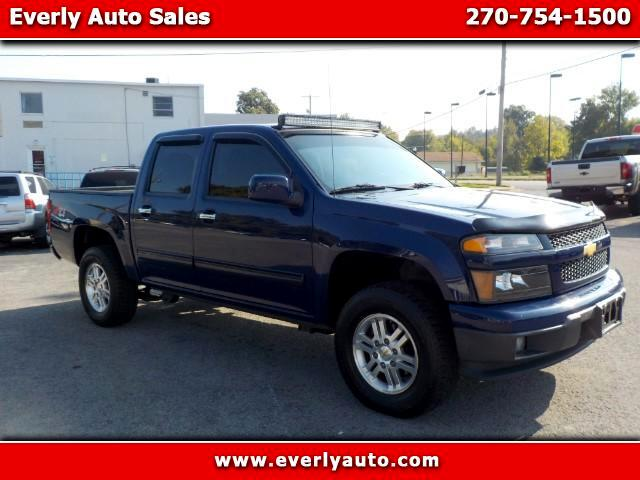 2011 Chevrolet Colorado 1LT Crew Cab 4WD
