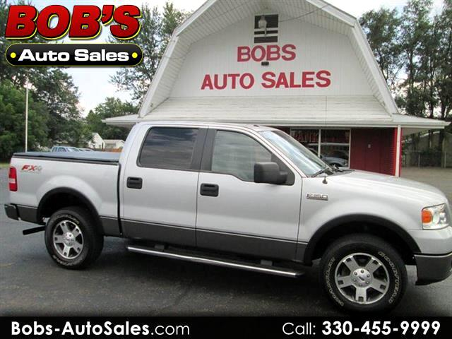 2008 Ford F-150 FX4 SuperCrew 5.5-ft. Bed 4WD