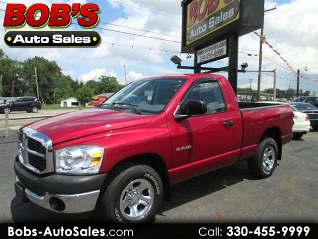 2008 Dodge Ram 1500 SXT SHORT BED