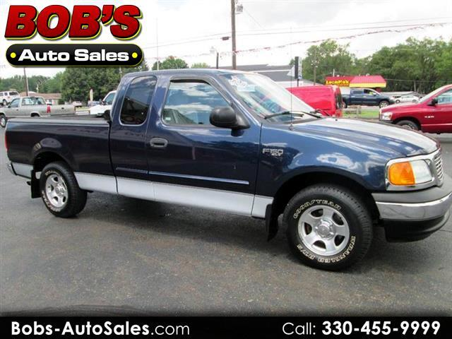 2004 Ford F-150 Heritage XLT SuperCab Long Bed 2WD