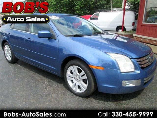 2009 Ford Fusion 4dr Sdn V6 SEL FWD