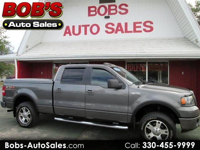 2008 Ford F-150 FX4 SuperCrew 6.5-ft Box 4WD