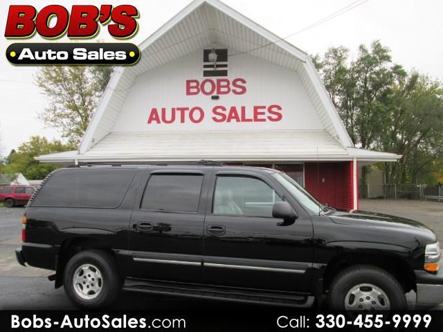 2004 Chevrolet Suburban 1500 LT 4WD