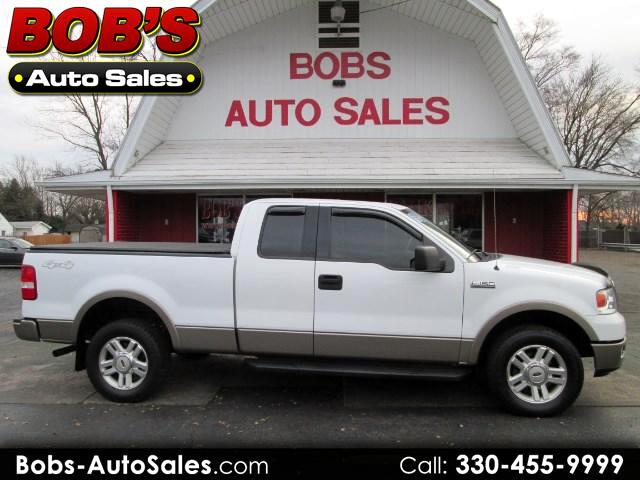 2004 Ford F-150 Lariat SuperCab 6.5-ft. Bed 4WD