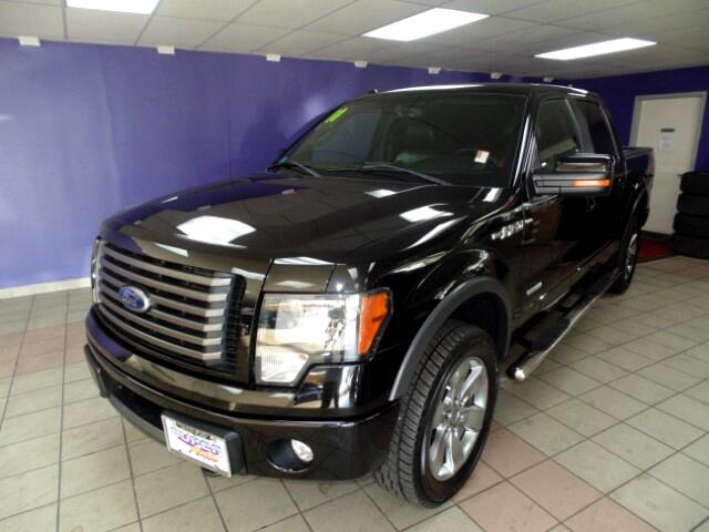 2011 Ford F-150 FX4 SuperCab 5.5-ft Box
