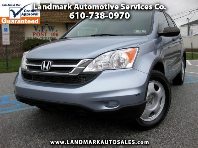 2010 Honda CR-V LX 4WD 5-Speed AT