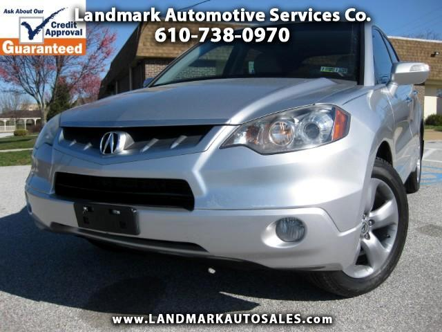 2007 Acura RDX 5-Spd AT