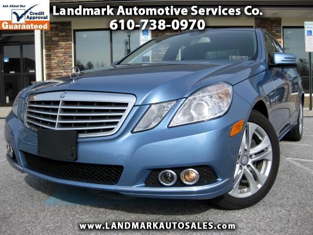 Landmark automotive services co west chester pa for Mercedes benz westchester pa