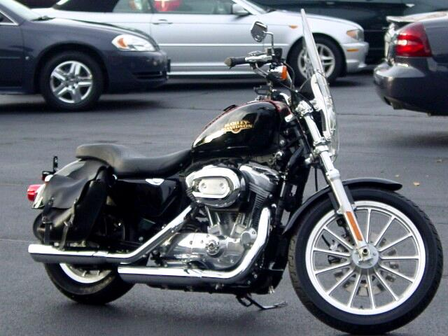 2008 Harley-Davidson XL883L