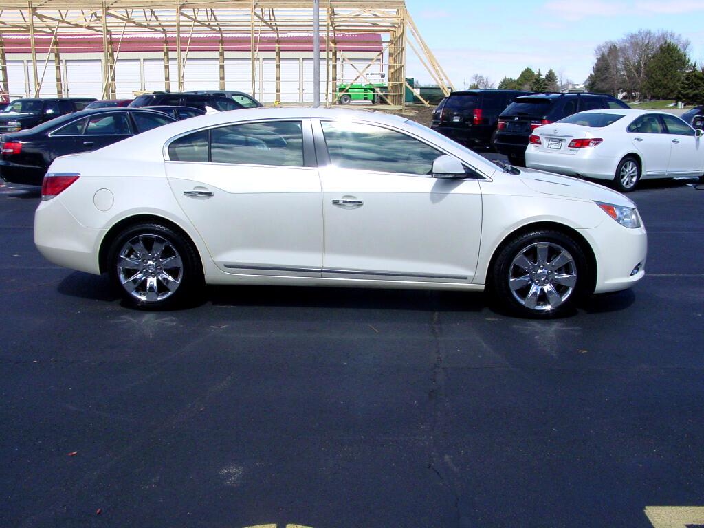2010 Buick LaCrosse 4dr Sdn CXL 3.0L FWD
