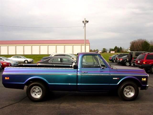 1971 Chevrolet Cheyenne Cheyenne