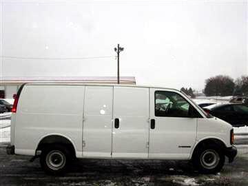 1999 Chevrolet Express Cargo