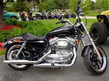 2015 Harley-Davidson XL883L