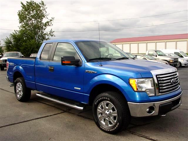 2012 Ford F-150 XLT Super Cab 6.5-ft. Bed 4WD with