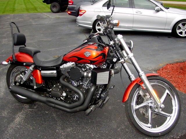 2011 Harley-Davidson Dyna Wide Glide Supercharged