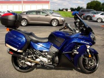 2013 Kawasaki ZG1400-C