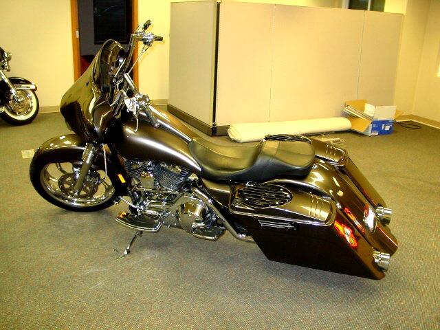 2006 Harley-Davidson FLHX Custom Street Glide