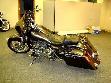 2006 Harley-Davidson FLHX