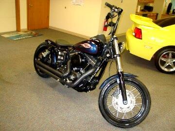 2013 Harley-Davidson FXDB