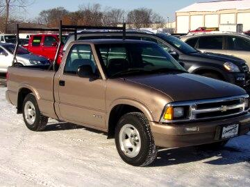 1997 Chevrolet S10 Pickup