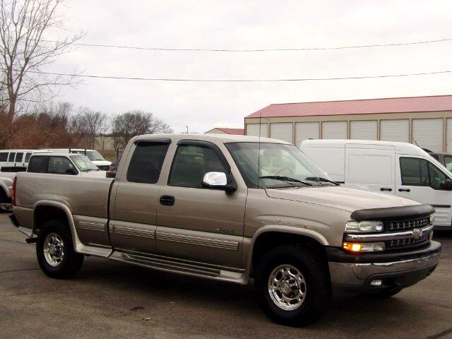 1999 Chevrolet Silverado 2500 Ext. Cab Short Bed 4WD