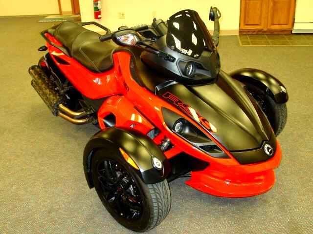 2012 Can-Am Spyder RS S SE5